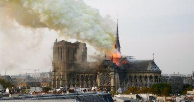 """Ambasadorul României în Franţa: va fi """"un elan de solidaritate pentru refacerea Catedralei Notre-Dame din Paris"""