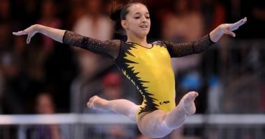 CM de gimnastică: Larisa Iordache - medalie de bronz, Izbaşa-locul 7, în finală la sol