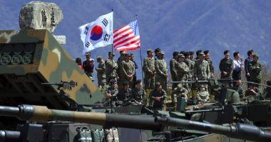 Următorul exerciţiu militar SUA - Coreea de Sud va fi redus