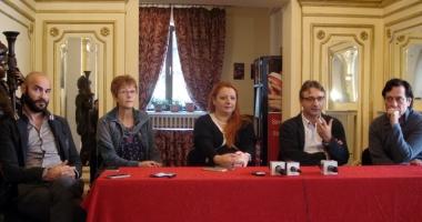 """""""Ursul"""" lui Cehov a atras atenţia juriului de selecţie al premiilor UNITER"""
