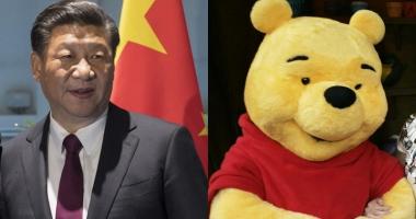Ursuleţul Winnie, cenzurat total pentru că seamănă cu preşedintele!
