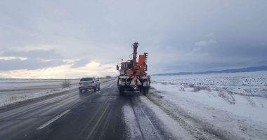 Iarna se întoarce în forţă! Un val de aer polar pune stăpânire pe România