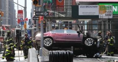 """Atacatorul de la New York, FOST MILITAR,  spune că a """"auzit voci"""""""