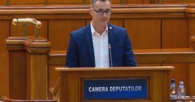 Deputatul Stelian Ion, de la USR - discurs despre Europa