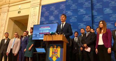 USR lansează un site special pentru candidații înscriși la europarlamentare