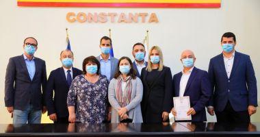 Consilierii locali de la USR-PLUS vor să amenajeze un parc în Faleză Nord