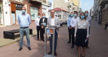 """Stelian Ion, mesaj la final de campanie: """"Vă aştept pe toţi la vot să puneți ștampila pe USR-PLUS"""""""