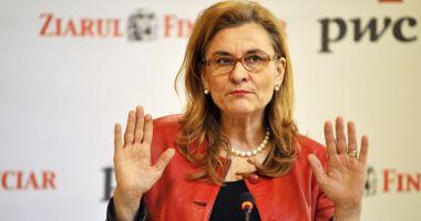 USR a reclamat-o pe Grapini la Consiliul Naţional pentru Combaterea Discriminării
