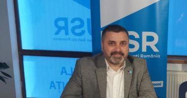 Remus Negoi, candidatul USR la funcția de președinte al Consiliului Județean Constanța