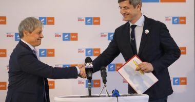 USR și PLUS, negocieri pentru stabilirea candidatului la prezidențiale