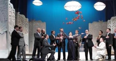"""""""Văduva Veselă"""", pe scena Teatrului de Operă şi Balet"""
