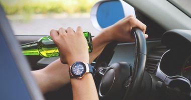 Şoferi beţi la volan, pe străzile Constanţei, de sărbători