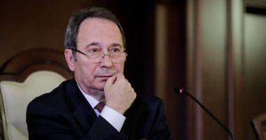 Valer Dorneanu a fost reales președinte al Curții Constituționale