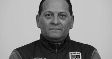DOLIU LA FRF. Valeriu Ioniţă, fost arbitru şi team manager al naţionalei de futsal, A MURIT