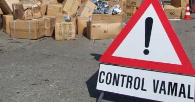 Mărfuri contrafăcute, în valoare de 88.500 euro, reţinute la Constanţa