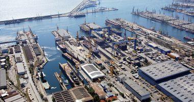 Vameșii din portul Constanța Sud Agigea vor avea un sediu modern