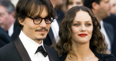 Vanessa Paradis refuză să mai vorbească despre Johnny Depp