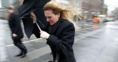Cod galben de vânt puternic, la Constanţa