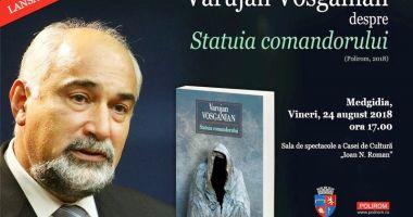 Varujan Vosganian lansează, la Medgidia,