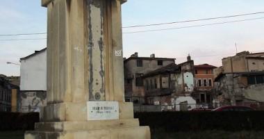 De câțiva ani, bustul primarului renumit al Constanței din perioada interbelică, Ioan Roman, a dispărut de pe soclu