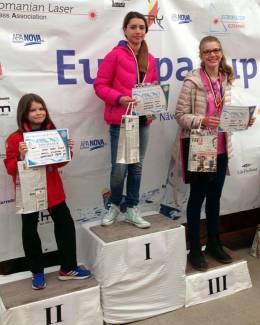 Velierii constănțeni, pe podium la Europa Cup și Cupa Apa Nova