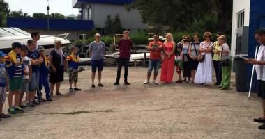 Velierii și-au împărțit medaliile la Campionatul Județean de Yachting