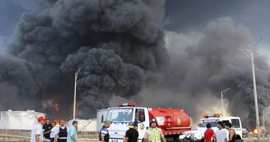 Zeci de morţi  în urma unei explozii la o rafinărie