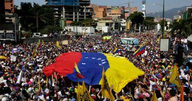 HAOS ÎN VENEZUELA. Puterile UE îl recunosc pe Guaido drept președinte