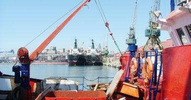 Industria portuară a înregistrat o ușoară creștere de venituri în anul 2017