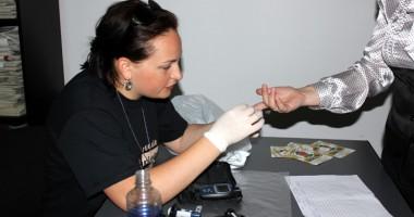 Evaluări gratuite ale glicemiei, mâine, în Mamaia