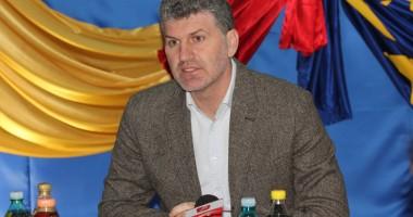 Viceprimarul Florin Chelaru inaugurează noul parc din Năvodari
