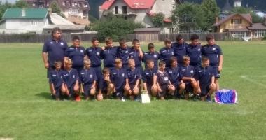 Victoria Cumpăna, câştigătoarea etapei  a ll-a a Circuitului Naţional de mini-rugby