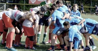 Victoria Cumpăna, lideră în Campionatul Municipal de Rugby Bucureşti