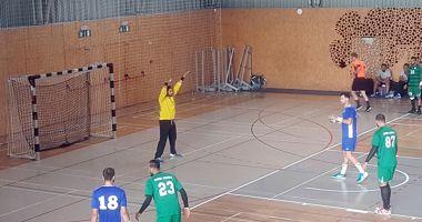 Victorie pentru HC Dobrogea Sud, în primul amical din Slovenia