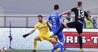 Victorie imensă pentru FC Viitorul pe terenul Craiovei, în Cupa României