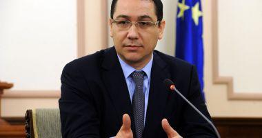 Victor Ponta:  Pro România va vota pentru o moțiune de cenzură
