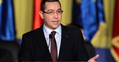 """Victor Ponta: """"În 2016, am crezut că am oprit lucrurile rele"""""""
