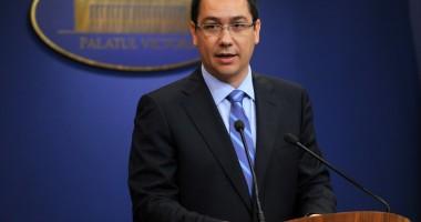 Ponta vrea să scoată românii din străinătate de pe listele electorale