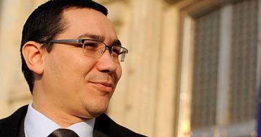 Premierul Victor Ponta  a plecat la Congresul Internaţionalei Socialiste