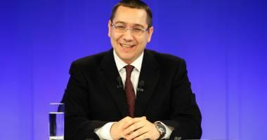 Victor Ponta, aviz negativ de la Comisia Juridică