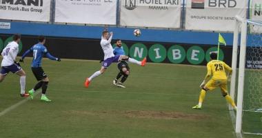 FC Viitorul a surclasat-o  pe Poli Timişoara,  în penultima etapă  a sezonului regulat