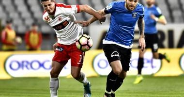 FC Viitorul pierde teren în lupta pentru titlu