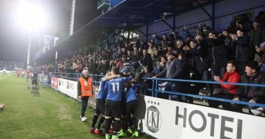 FC Viitorul scoate la vânzare biletele pentru meciul  cu Astra