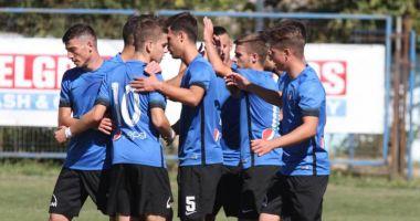 FC Viitorul înfruntă pe Dinamo Zagreb, în primul tur al UEFA Youth League