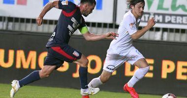 FC Viitorul, meci facil cu Chindia Târgoviște