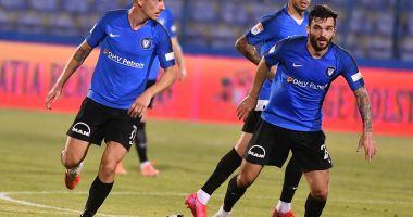 FC Viitorul - UTA Arad, în prima etapă din sezonul 2020-2021