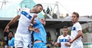 FC Viitorul va juca cu Vaslui, duminică,  la ora 22.45, pe stadionul Farul