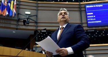 Viktor Orban,  invitat într-un bloc comun în Parlamentul European