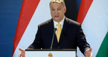 Viktor Orban anunţă lansarea unui proces de revizuire a Constituţiei Ungariei