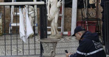 Vile ale mafiei,  confiscate de poliţia din Italia